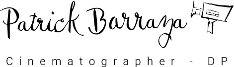 Patrick Barraza Logo
